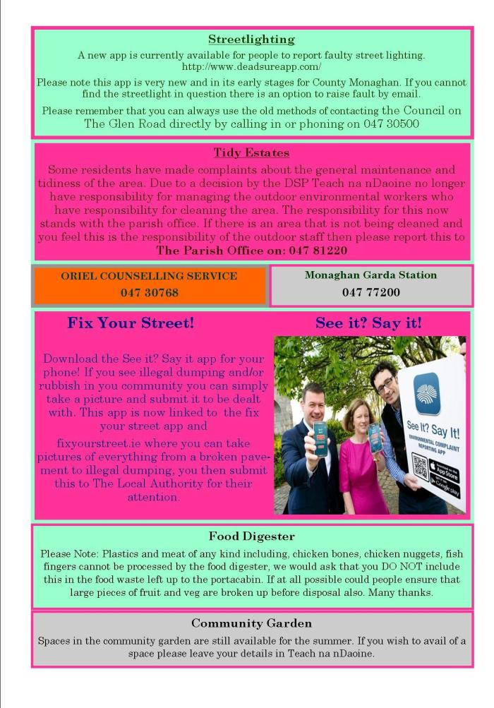 Back to school newsletter2