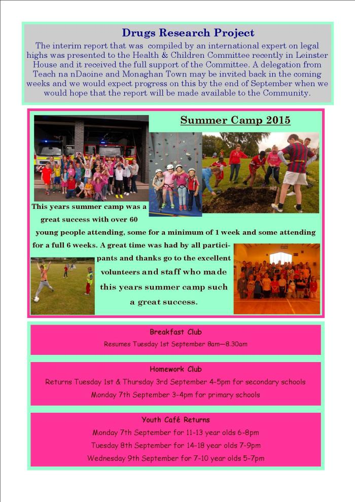 Back to school newsletter4