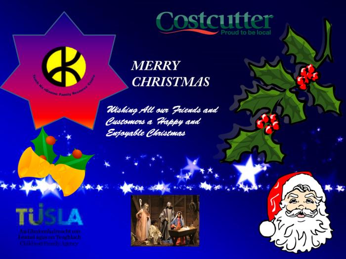 Happy Christmas from Teach