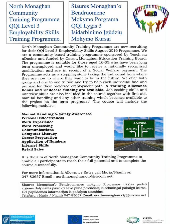 LTI Flyer